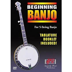 Specialty Music Productions Beginning Banjo DVD (SMP-B1D)