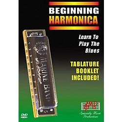 Specialty Music Productions Beginning Harmonica DVD (SMP-H1D)