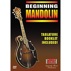 Specialty Music Productions Beginning Mandolin DVD (SMP-M1D)
