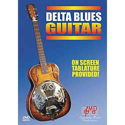 Specialty Music Productions Delta Blues Guitar DVD (SMP-G3D)