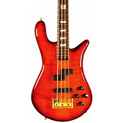 Spector Euro 4 LX 4-String Bass (EURO 4 LX AMBER)