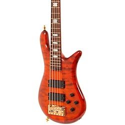 Spector Euro 5 LX 5-String Bass Guitar (EURO 5 LX AMBER)