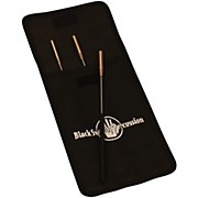 Black Swamp Percussion Spectrum Triangle Beaters w/Nylon Case