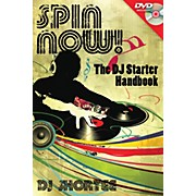 Hal Leonard Spin Now! The DJ Starter Handbook Book/DVD-ROM