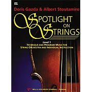 KJOS Spotlight On Strings 1 Violin