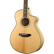 Breedlove Stage Exotic Concert CE Sitka Spruce - Myrtlewood Acoustic-Electric Guitar