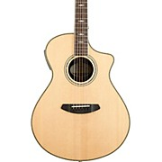 Breedlove Stage Exotic Concert CE Sitka Spruce - Ziricote Acoustic-Electric Guitar
