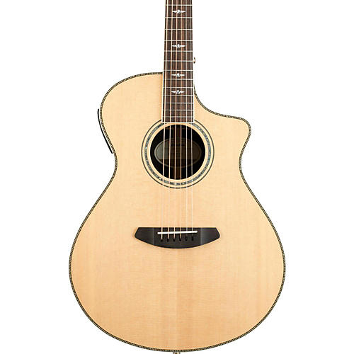 Breedlove Stage Exotic Concert CE Sitka Spruce - Ziricote Acoustic-Electric Guitar-thumbnail