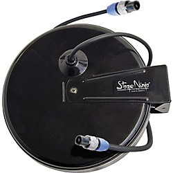 Stage Ninja Stage Ninja Retractable Speaker Cable (Speakon) (SPK-40SP)