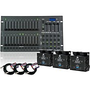 Elation Stage Pak 2 - 24-Channel Stage/Dimmer Console Pak