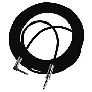 Pro Co StageMASTER Angle-Straight Instrument Cable