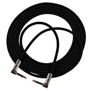 Pro Co StageMASTER Double Angle Instrument Cable