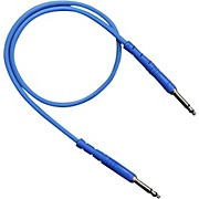 Rapco Horizon StageMASTER TRS TT Patch Cable - Blue