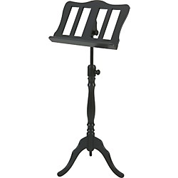 Stageline MS40 Music Stand (MS40 BLK)