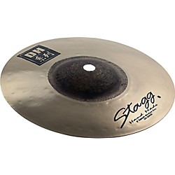 Stagg DH Dual-Hammered Exo Medum Splash Cymbal (DH-SM8E)