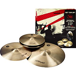 Stagg SH 4-piece Cymbal Pack (SH-SET M1)