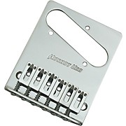 Hipshot Stainless Steel Tele Bridge 3 Hole Mount with Standard Saddles