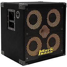 Markbass Standard 104HR Rear-Ported Neo 4x10 Bass Speaker Cabinet