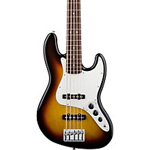 Fender Standard 5-String Jazz Bass Guitar