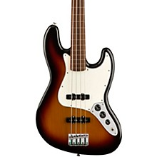 Fender Standard Jazz Bass Fretless Pau Ferro Fingerboard