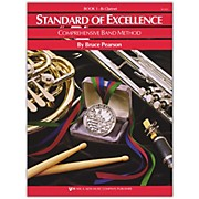 KJOS Standard Of Excellence Book 1 Clarinet