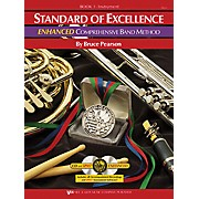 KJOS Standard Of Excellence Book 1 Enhanced Trombone