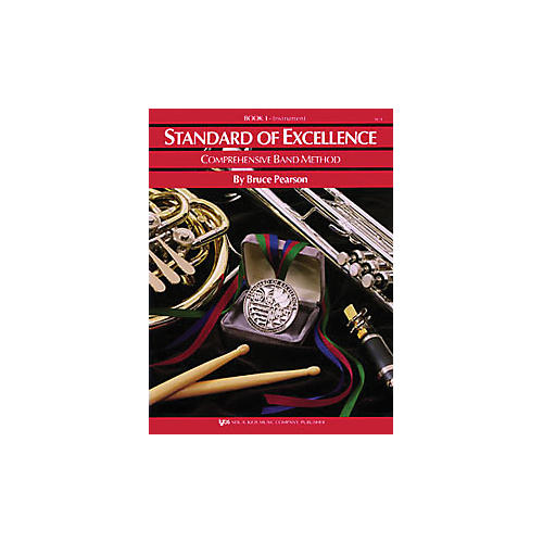 KJOS Standard Of Excellence Book 1 Tenor Sax-thumbnail