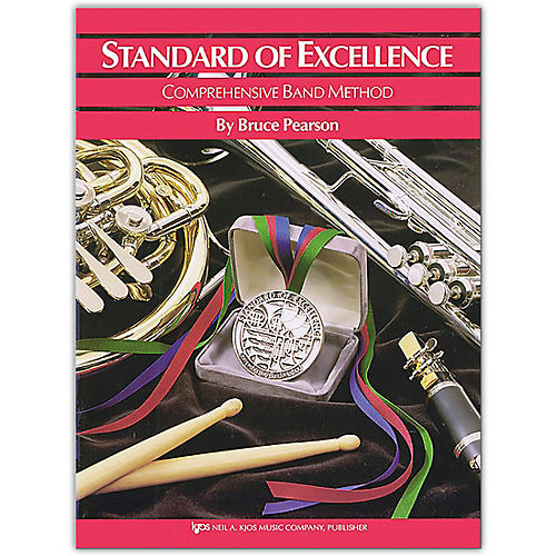 KJOS Standard Of Excellence Book 1 Trumpet
