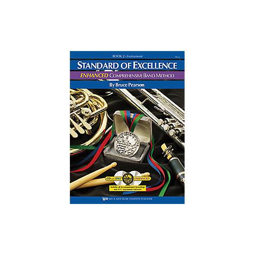 KJOS Standard Of Excellence Book 2 Enhanced Alto Sax