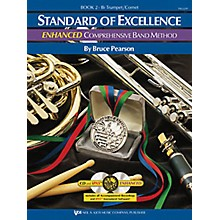 KJOS Standard Of Excellence Book 2 Enhanced Trumpet