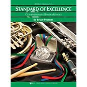 KJOS Standard Of Excellence Book 3 Baritone Tc