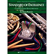 KJOS Standard Of Excellence Book 3 Piano/Guitar Accomp