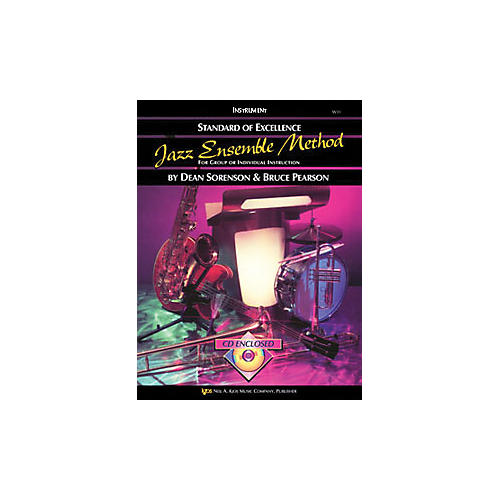 KJOS Standard Of Excellence for Jazz Ensemble 1St Tenor Sax-thumbnail