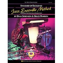 KJOS Standard Of Excellence for Jazz Ensemble 1st Alto Sax
