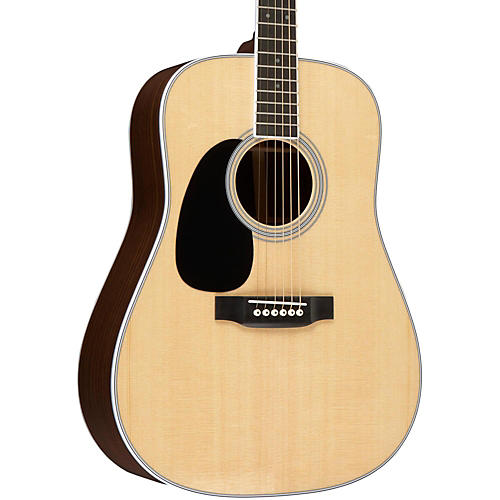 Martin Standard Series D-35L Dreadnought Left-Handed Acoustic Guitar-thumbnail