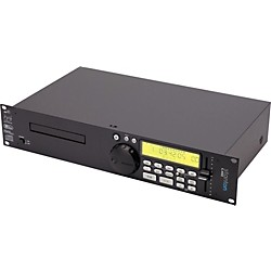Stanton C.402 Single Rackmount CD Player with MP (C.402)