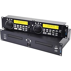 Stanton C.502 Dual Rackmount CD Player (C502-NA)
