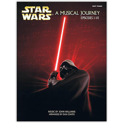 Alfred Star Wars A Musical Journey Easy Piano (Music from Episodes I - VI)