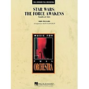 Hal Leonard Star Wars: The Force Awakens Soundtrack Suite Full Orchestra Level 3
