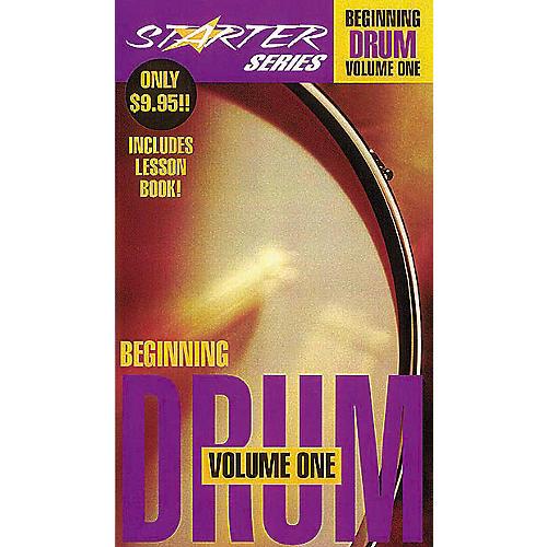 Hal Leonard Starter Series Beginning Drum Package Volume 1 Video-thumbnail