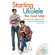 Hal Leonard Starting Ukulele - The Next Step Book/CD