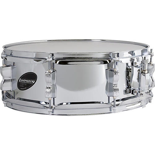 Ludwig Steel Snare Drum-thumbnail