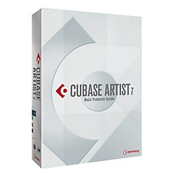 Steinberg Cubase Artist 7 Upgrade from LE/AI 4/5/6/7, Sequ 2/3, SE 3, Studio Case 2 (502012825)