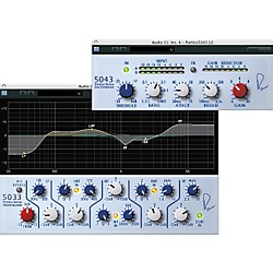 Steinberg RND Portico 5033 EQ/5043 Compressor Plug-In Bundle (502015052)