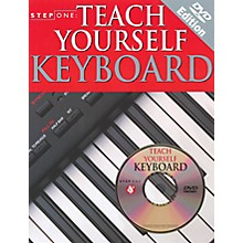 Music Sales Step One: Teach Yourself Keyboard Music Sales America Series Softcover with DVD Written by Various