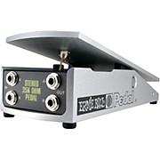 Ernie Ball Stereo 25K Ohm Volume Pedal