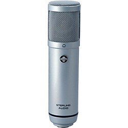 Sterling Audio ST51P Large Diaphragm Condenser Microphone (ST51P)