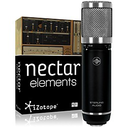 Sterling Audio ST59 Mic with Nectar Elements Bundle (ST59 Mic NectarElem Bundl)