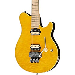 Sterling by Music Man AX40D Electric Guitar DiMarzio Pickups Double Locking Trem (AX40D-TGO)