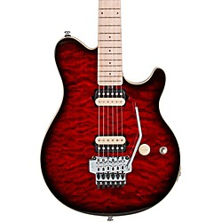 Sterling by Music Man AX40D Electric Guitar (AX40D-RRB)